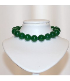 Bracelet en Jade x 10mm.
