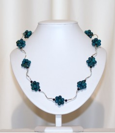 Collier en Chrysocolle.