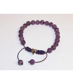 Bracelet en Améthyste
