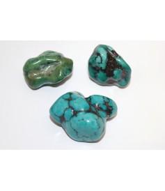 Turquoise en provenance du Zaïre