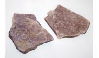 Lépidolite en provenance de Madagascar, à l'Unité.