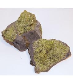 Péridot (Olivine/Chrysolite) en provenance d' Australie, à l'Unité.